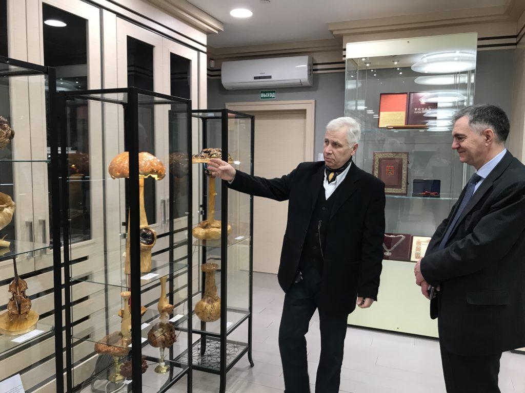 Лев Плоткин каповое искусство Мосгордума Гохран Юрин Андрей Владимирович