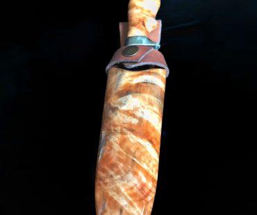 Каповый артефакт (нож)
