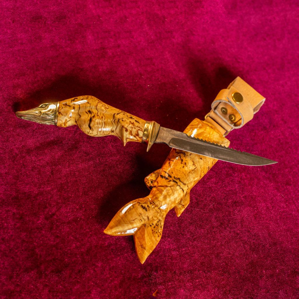 клинок из капа Лев Плоткин